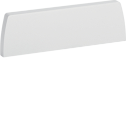 B06440 L-ALU 200x60 WE Terminale per canale ALU-B BIANCO EVEREST