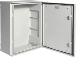 FL213B Quadro poliestere,  Orion.Plus,  porta cieca 500x400x200 mm