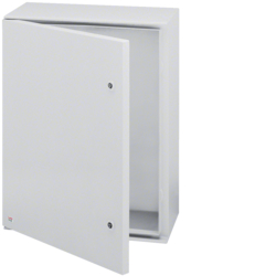 FL221B Quadro poliestere,  Orion.Plus,  porta cieca 650x500x250 mm