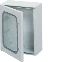FL254B Quadro poliestere,  Orion.Plus,  porta vetro 350x300x160 mm