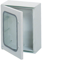 FL271B Quadro poliestere,  Orion.Plus,  porta vetro 650x500x250 mm
