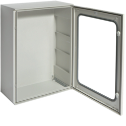 FL279B Quadro poliestere,  Orion.Plus,  porta vetro 800x600x300 mm