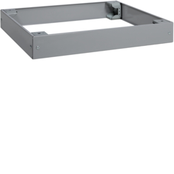 FX438 Venezia Zoccolo Base H100 Mm Dimensioni 400 X 400 Mm Ral7042
