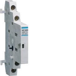 Schema Elettrico Contattore E Salvamotore : Mz n accessori per interruttori salvamotore catalogo online hager