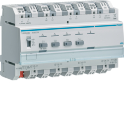 TYA664AN Modulo TP KNX Plus dimmer 4 Out Combinabili 1200W Max. 230V 8M