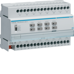 TYM616D Modulo KNX+ 16 Out 16A AC1 230V C-Load 8M