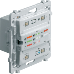 WKT410 Modulo Radio KNX Quicklink - 2 In + 1 Out Dimmer 300W 230V 2 Fili - Incasso
