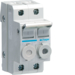 L95200 Interruttore Portafusibile Combinato L38 10.3X38 Mm 1Polo+N 2 M. Din
