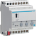 TX211A Modulo Dimmer Bus KNX - 3 Out 1-10V - 4 Mod.Din